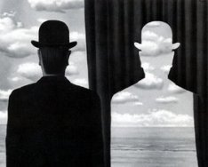 Magritte - Decalcomania