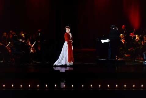 Maria Callas hologram